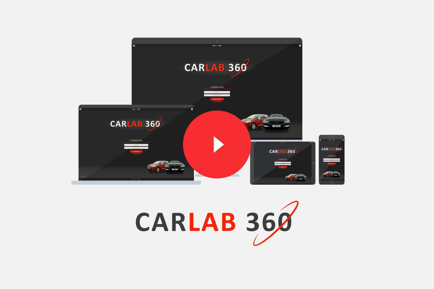 preview animation showcase carlab360 car photography software