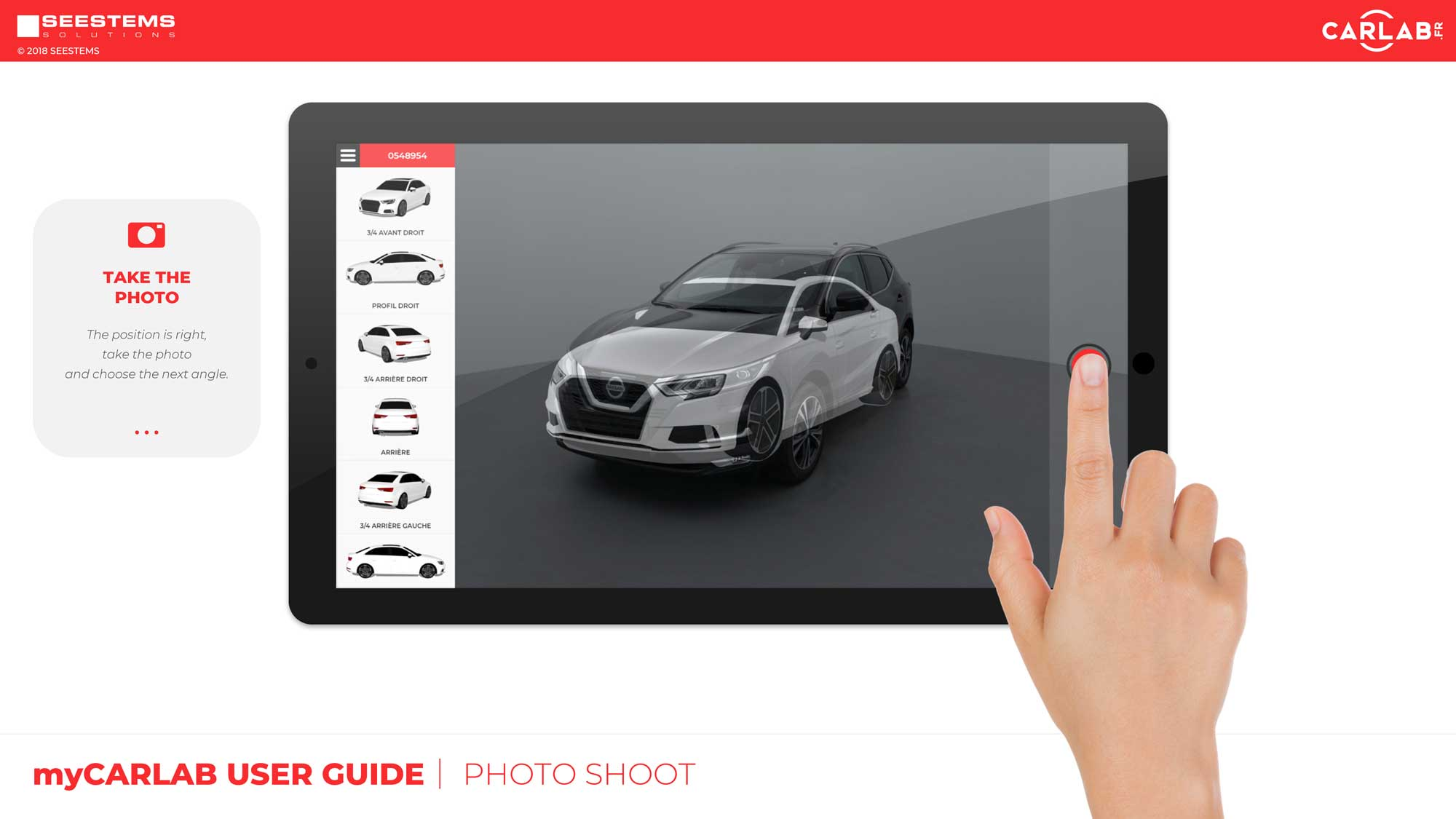 img mycarlab user guide taking photo photo studios for cars