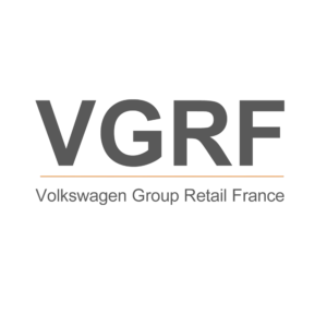 logo client carlab studio photo voiture vgrf volkswagen france