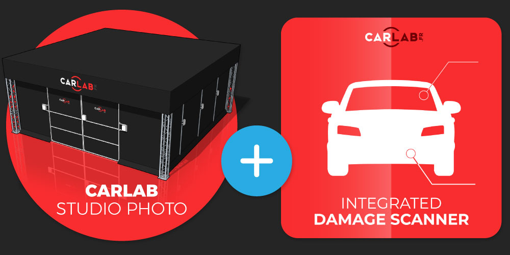 img photo studio carlab damage scanner all in one automated vehicle inspection