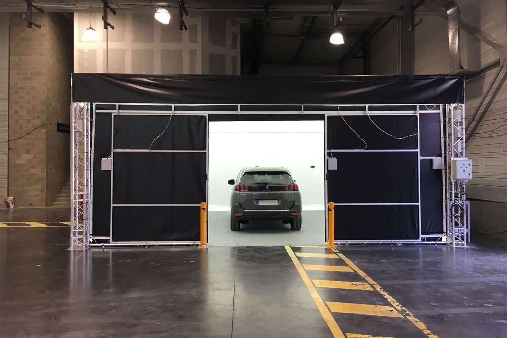 photo carlab one-shot studio photo voiture instantané
