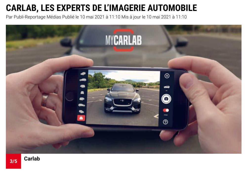 carlab actualites auto plus autoplus.fr carlab experts imagerie automobile